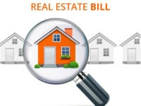 Real Estate Bill 2015 Approved with Favourable Changes
