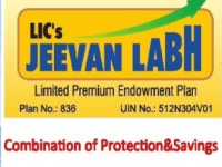 LIC's Jeevan Labh Plan (Table No 836) Features and Benefits