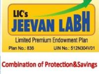 LIC's Jeevan Labh Plan (Table No 836)