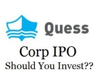 Quess Corp IPO