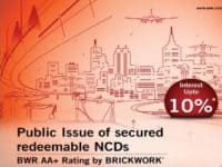 10% SREI Infra NCD September 2016 Issue Rating and Review